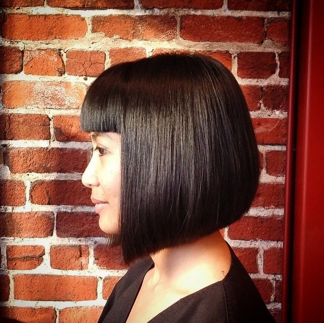 21 Medium Length Bob Hairstyles You Ll Want To Copy