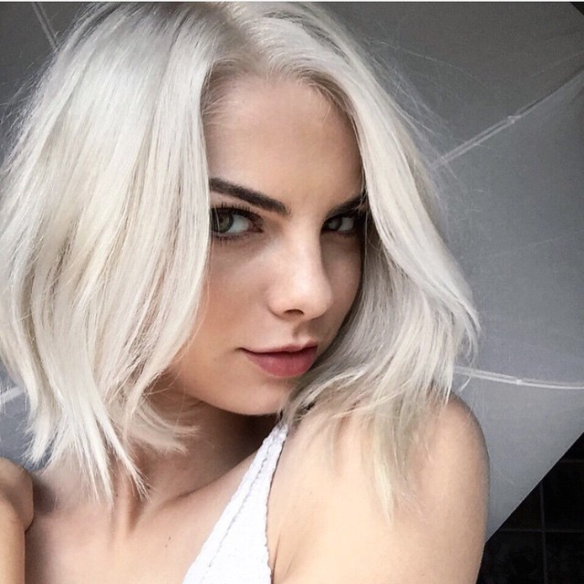 Miraculous 20 Most Flattering Bob Hairstyles For Round Faces 2016 Short Hairstyles Gunalazisus
