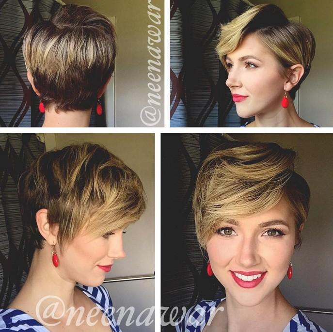 Tremendous 19 Cute Wavy Amp Curly Pixie Cuts We Love Pixie Haircuts For Short Short Hairstyles Gunalazisus