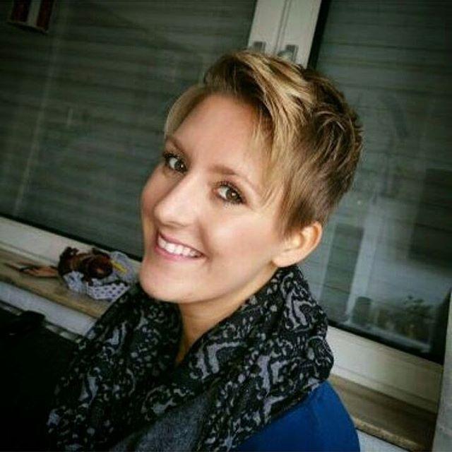 easy daily pixie cut for short hair
