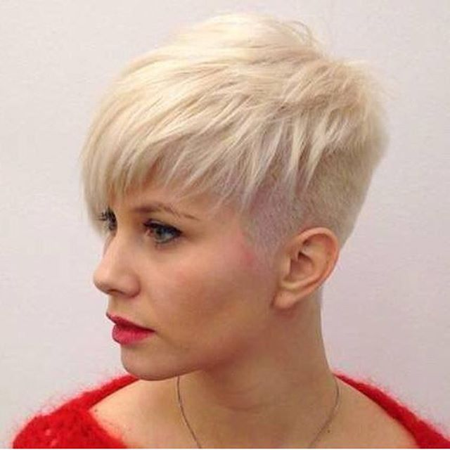 Chic Short Pixie Haircuts For Fine Hair