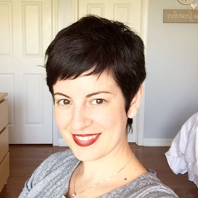 Neat daily hairstyles pixie cut for black hair with short fringe
