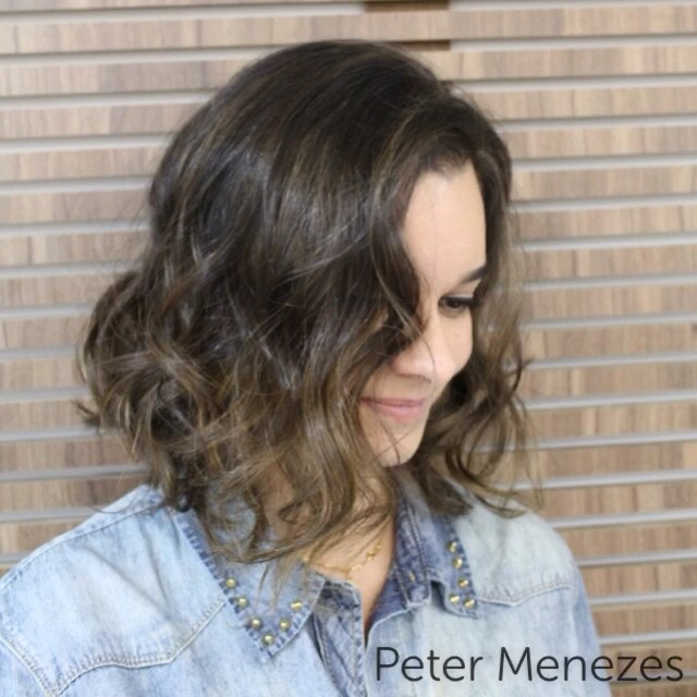 Hairstyles For Fine Hair With Natural Wave