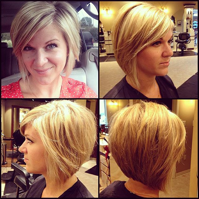 Super 21 Layered Bob Hairstyles You39Ll Want To Try Hairstyles Weekly Hairstyles For Men Maxibearus