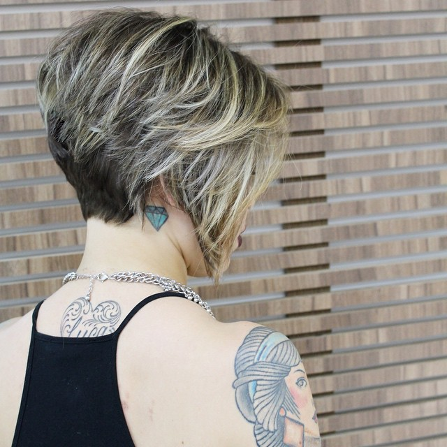 Enjoyable 21 Layered Bob Hairstyles You39Ll Want To Try Hairstyles Weekly Short Hairstyles Gunalazisus