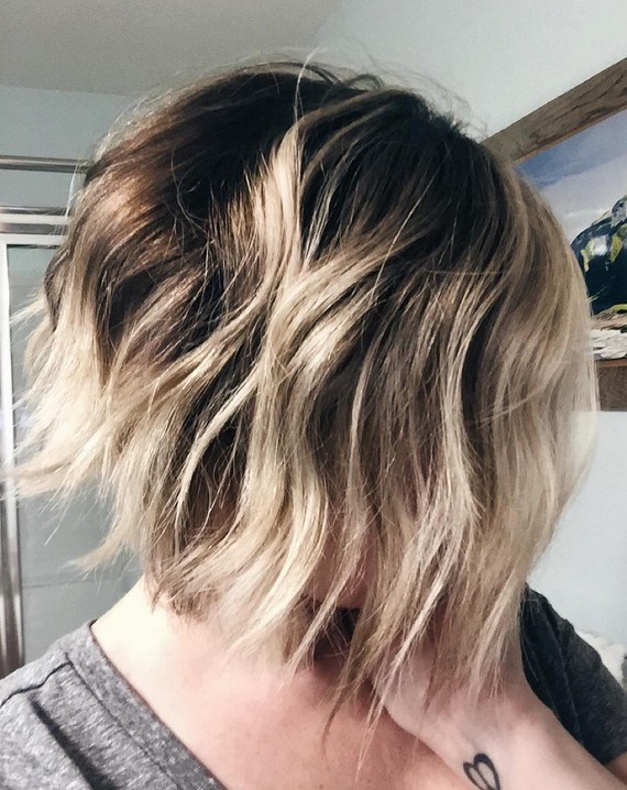 Terrific 21 Layered Bob Hairstyles You39Ll Want To Try Hairstyles Weekly Hairstyle Inspiration Daily Dogsangcom