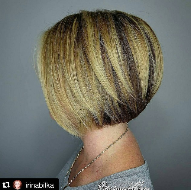 Strange 21 Layered Bob Hairstyles You39Ll Want To Try Hairstyles Weekly Hairstyles For Men Maxibearus