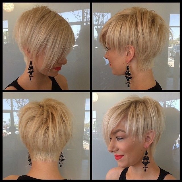 15 Ways to Sport Pixie Cuts for Fine Hair - Hairstyles Weekly