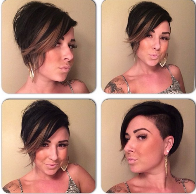 21 Stunning Long Pixie Cuts - Short Haircut Ideas for 2018 - Hairstyles Weekly