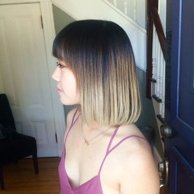 26 Cute Blunt Bob Hairstyle Ideas For Short Amp Medium Hair