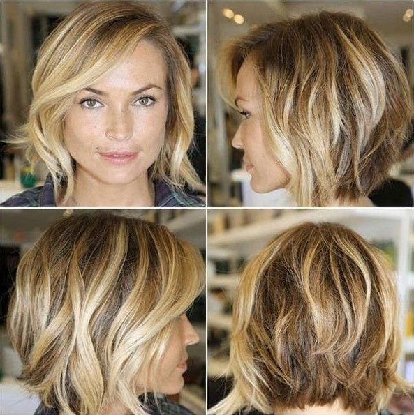 Enjoyable 21 Flattering Messy Bob Hairstyles Hairstyles Weekly Hairstyle Inspiration Daily Dogsangcom