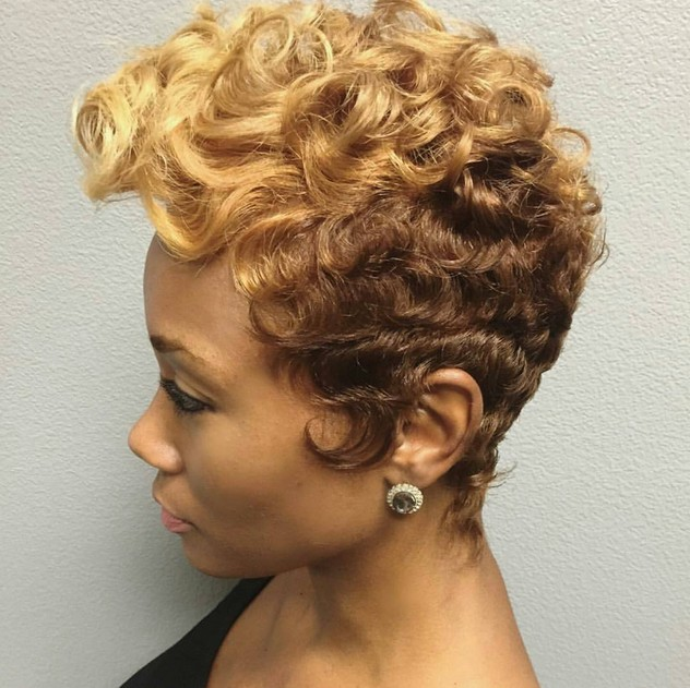 Astonishing 19 Pretty Permed Hairstyles Best Perms Looks You Can Try This Short Hairstyles For Black Women Fulllsitofus