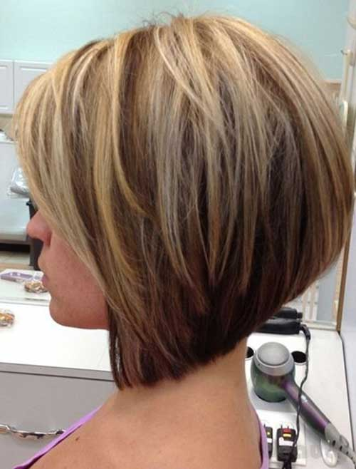 Fabulous 21 Layered Bob Hairstyles You39Ll Want To Try Hairstyles Weekly Hairstyle Inspiration Daily Dogsangcom