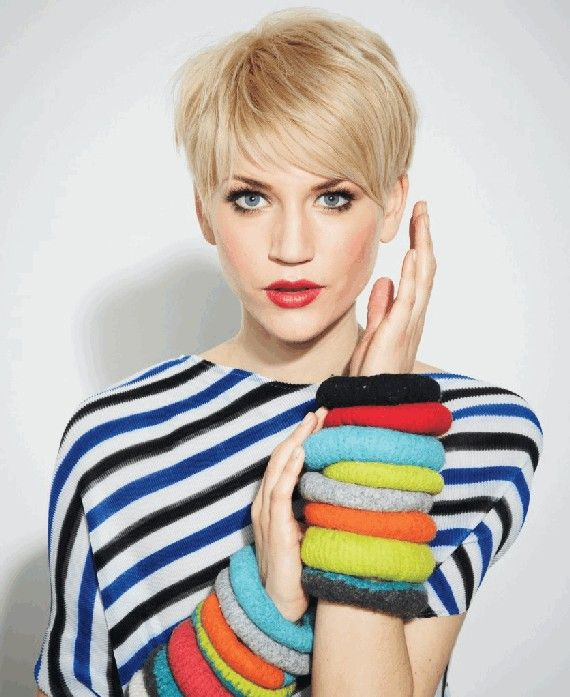 15 Chic Short Pixie Haircuts For Fine Hair Easy Short Hairstyles
