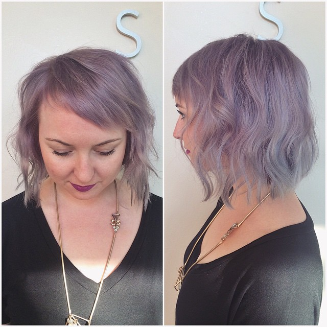 Cool 20 Most Flattering Bob Hairstyles For Round Faces 2016 Short Hairstyles Gunalazisus