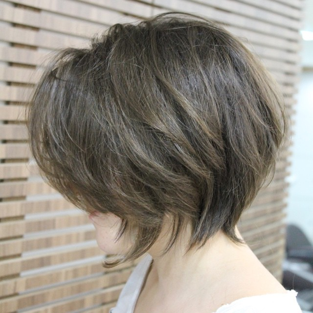 Fine 21 Layered Bob Hairstyles You39Ll Want To Try Hairstyles Weekly Hairstyle Inspiration Daily Dogsangcom