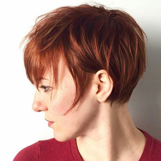 20 Gorgeous Short Pixie Haircuts With Bangs 2019