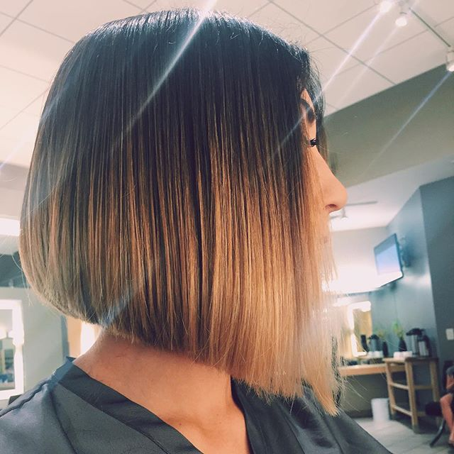 22 chic a line bob hairstyles hairstyles weekly straight a line ombre bob cut urmus Gallery