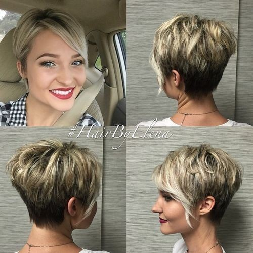 50 Chic Everyday Short Hairstyles For 2019 Pixie Bobspageboy