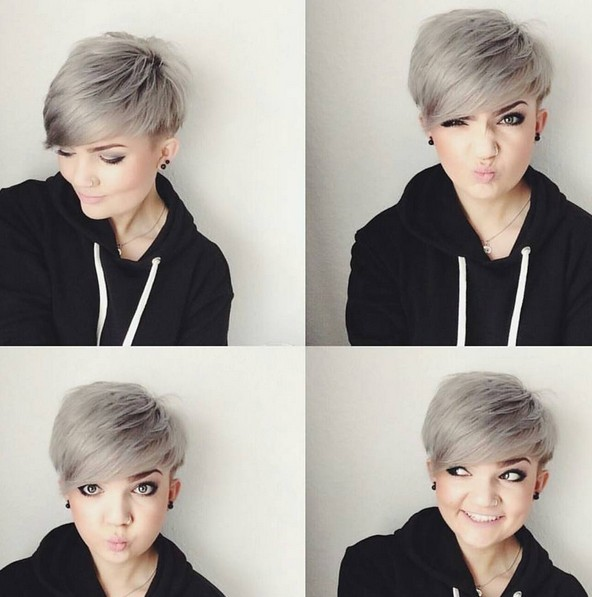 50 Chic Everyday Short Hairstyles For 2020 Pixie Bobs