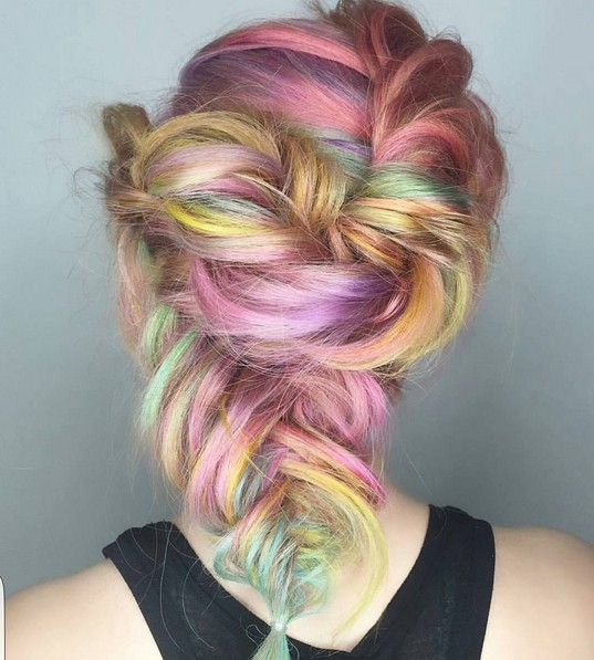 Awe Inspiring 25 Chic Updos For Medium Length Hair Hairstyles Weekly Short Hairstyles Gunalazisus