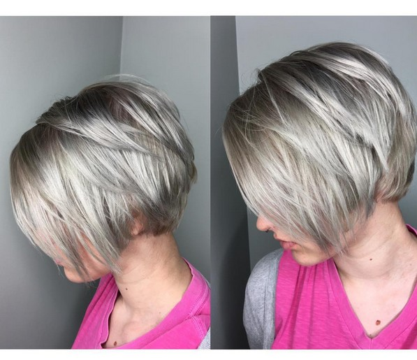 20 Hottest Short Stacked Haircuts - The Full Stack You Should Not Miss - Hairstyles Weekly