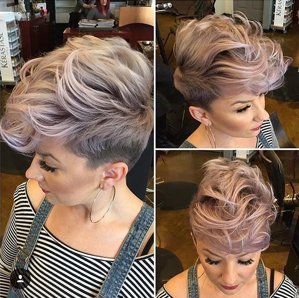 ... Cool Balayage Hairstyles for Short Hair – Balayage Hair Color Ideas