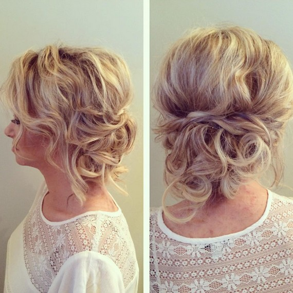 updo styles for shoulder length hair 25 chic braided updos for medium length hair 8875