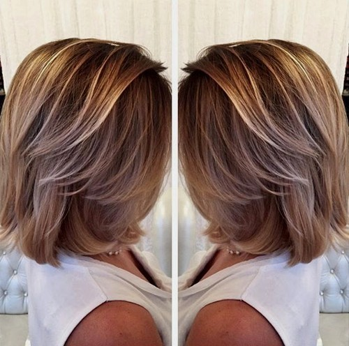 Great Highlighted Hair For Brunettes See More Http Lovehairstyles Com