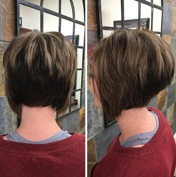 Astounding 20 Hottest Short Stacked Haircuts The Full Stack You Should Not Hairstyles For Women Draintrainus