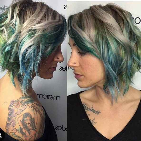 Hairstyles 2016 Hair Colors And Haircuts: 50 Hottest Balayage Hairstyles For Short Hair