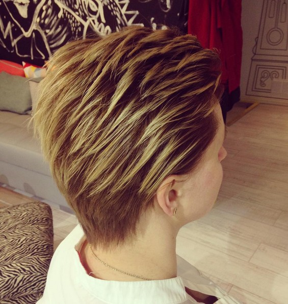 50 Hottest Balayage Hairstyles For Short Hair