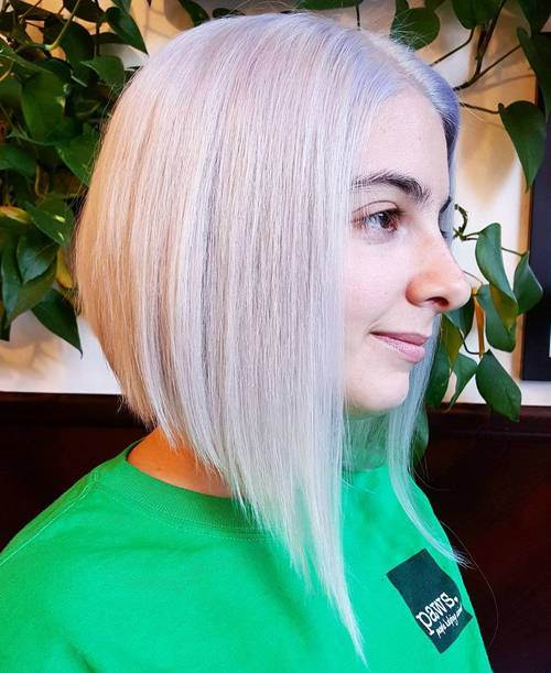 Hot Blunt Bobs Styles to Sport this Summer