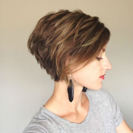 20 Hottest Short Stacked Haircuts The Full Stack You