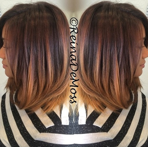 20 Beautiful Ombre Hair Hairstyles -Ombre Hair Color Ideas