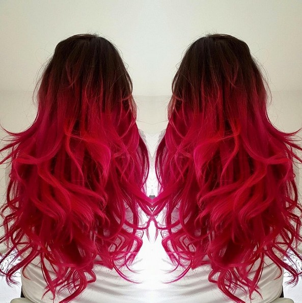 20 Best Red Ombre Hair Ideas 2020 Cool Shades Highlights Hairstyles Weekly