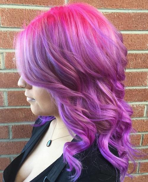 20 Ravishing Lavender Ombre Hair Ideas to Wow This Season