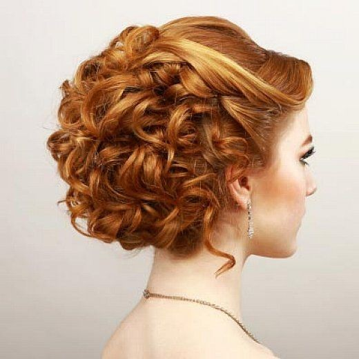 Curly Hairstyles For Long Hair For Wedding: 20 Amazing Braided Hairstyles For Homecoming, Wedding & Prom