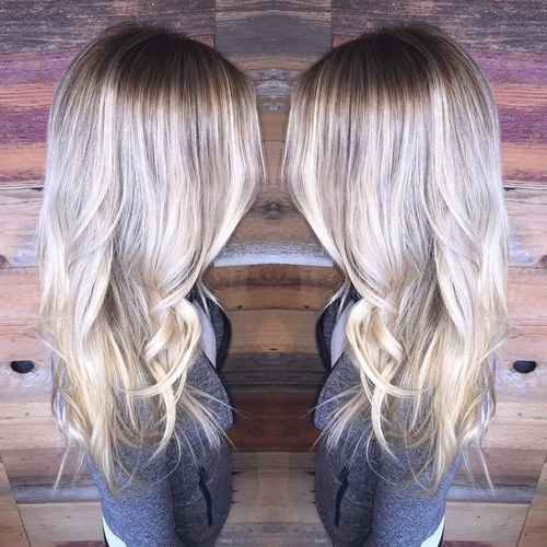 40 Gorgeous Ways To Rock Blonde Amp Silver Hair