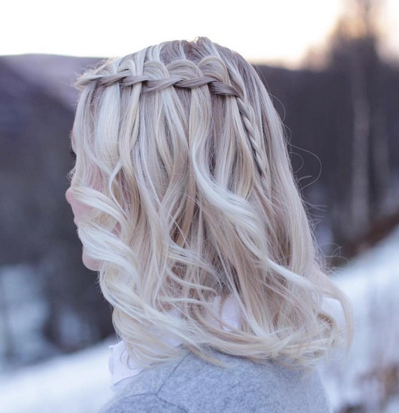 Incredible 20 Amazing Braided Hairstyles For Homecoming Wedding Amp Prom Hairstyle Inspiration Daily Dogsangcom