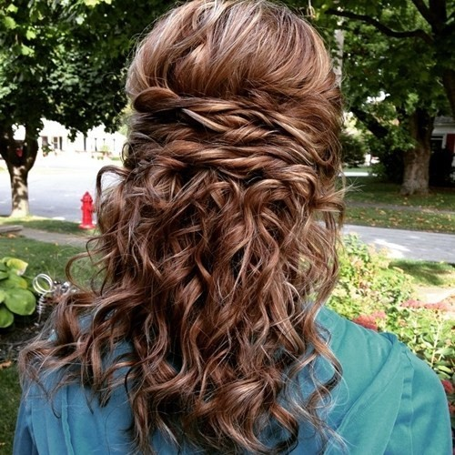 20 Amazing Braided Hairstyles For Homecoming Wedding Prom