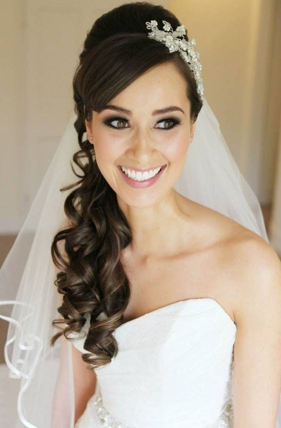12 Romantic Wedding Hairstyles for Your Big Day - Wedding Hairstyles ...