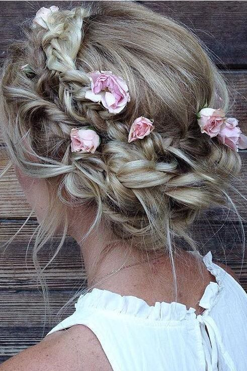 12 Romantic Wedding Hairstyles for Your Big Day - Wedding ...