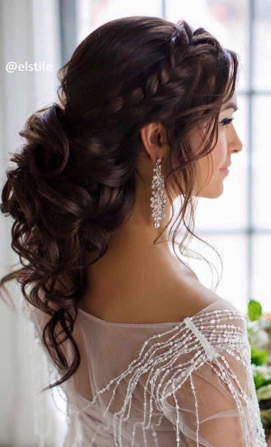 12 Romantic Wedding Hairstyles 2020 Hairstyles Weekly