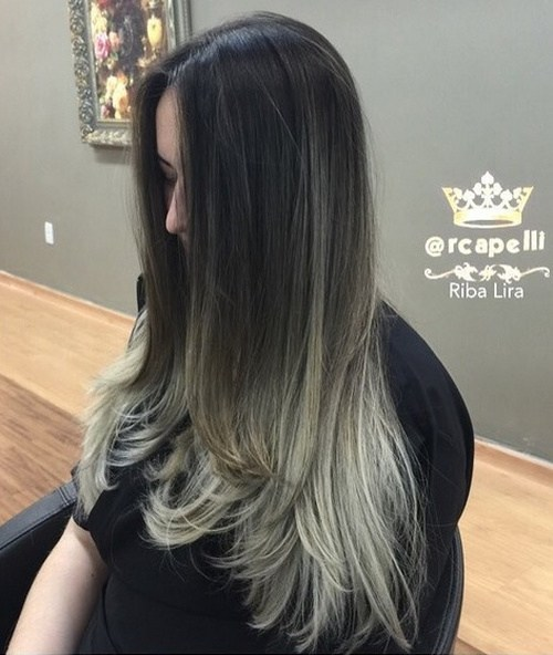 Prime 22 Fabulous Ombre Amp Balayage Hair Styles 2017 Hottest Hair Color Short Hairstyles For Black Women Fulllsitofus