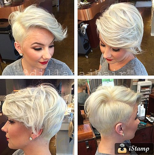20 Pixie Hairstyles