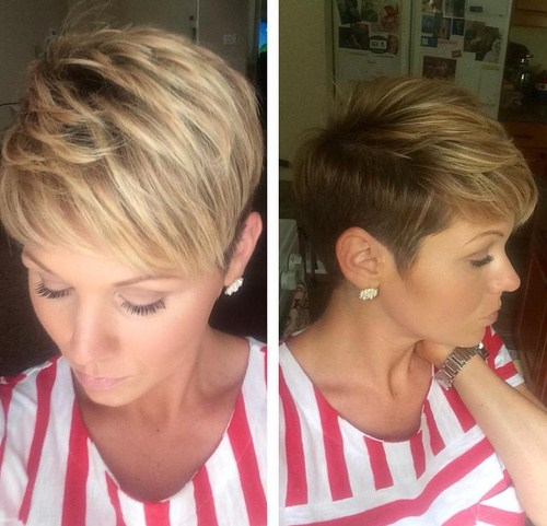 Older Women Pixie Haircuts For Women Over 50 65