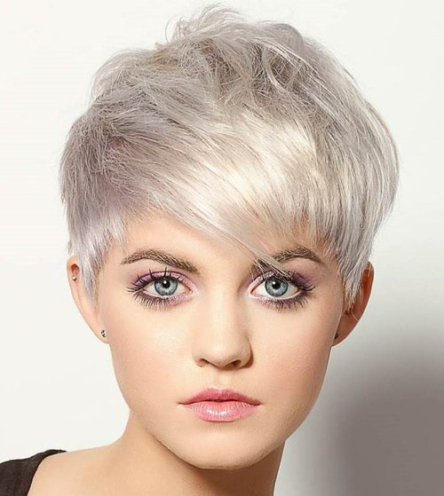 Excellent Short Asymmetrical Haircuts For Women