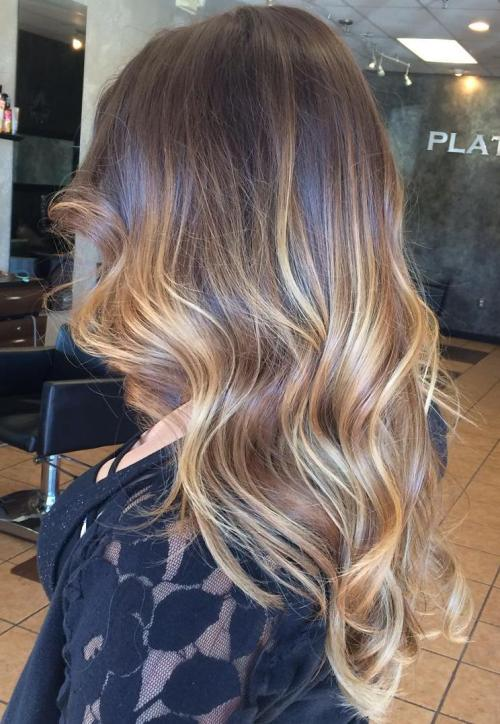 30 Balayage Long Hairstyles 2018 Balayage Hair Color Ideas Blonde
