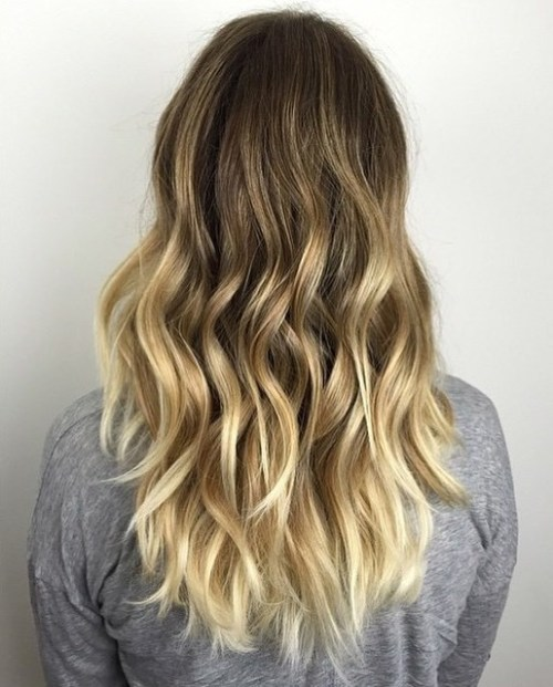 Bright Golden Hair